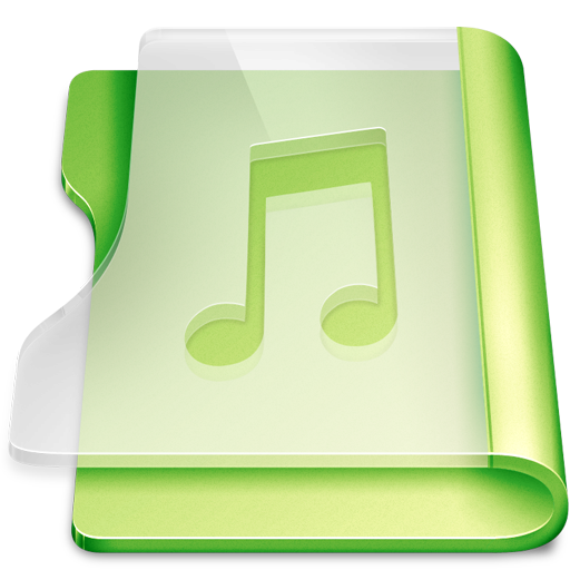 Summer music large png icon