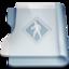 Graphite public large png icon