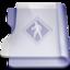 Purple public large png icon