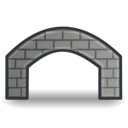 bridge stone Png Icon