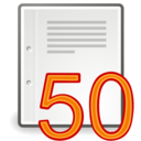 fifty Png Icon