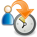 move participant to waiting Png Icon
