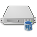server database postgres Png Icon