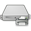 server print Png Icon