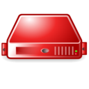 server red Png Icon