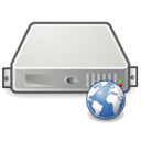 server web Png Icon