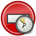 temporarily large png icon