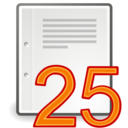 twenty Png Icon