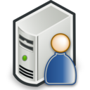 user computer Png Icon