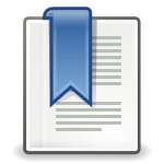 bookmark large png icon