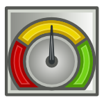mood level yellow large png icon
