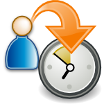 move participant to waiting large png icon
