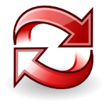 synchronized large png icon