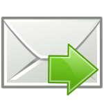 send email large png icon