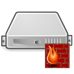 server firewall large png icon