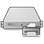server print large png icon