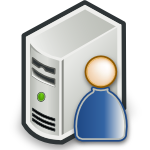 user computer large png icon