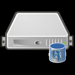 server database postgres