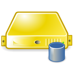 server database yellow