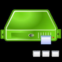 server directory green