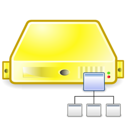 server directory yellow
