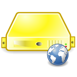server web yellow