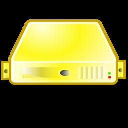 server yellow