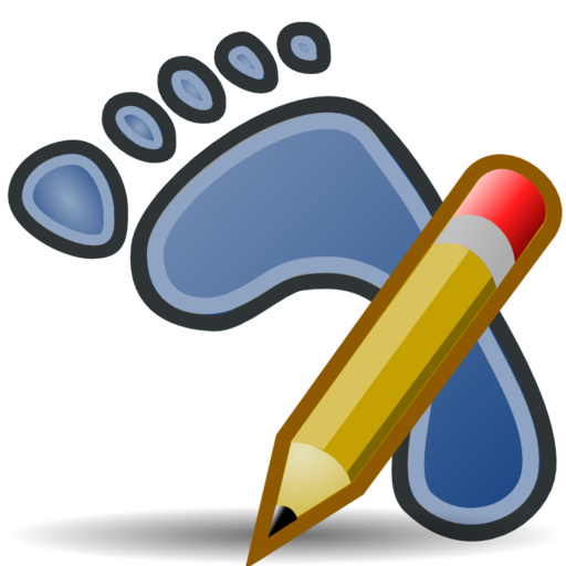 write large png icon