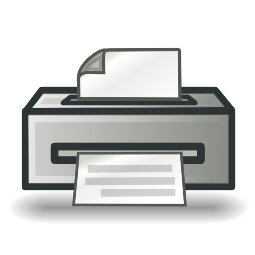 printer large png icon