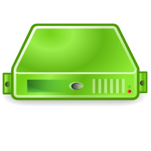 server green large png icon