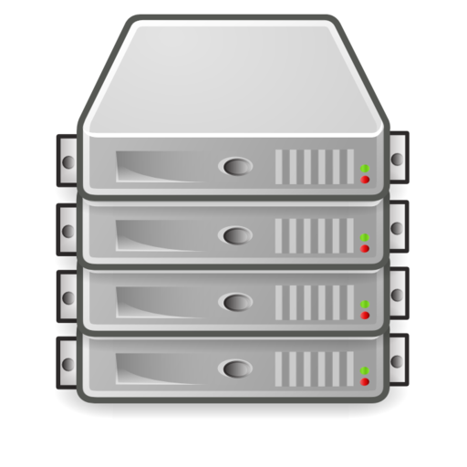 server multiple large png icon