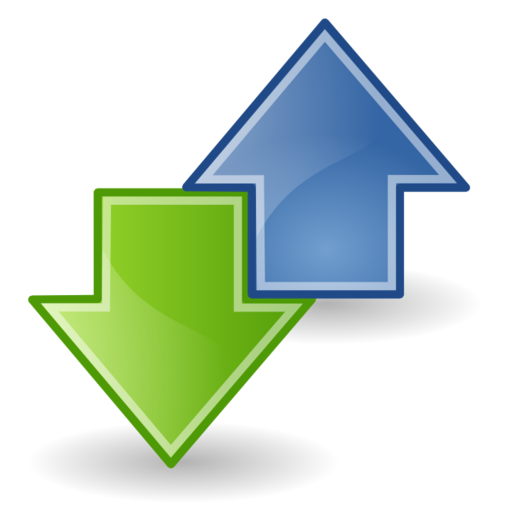 transfer large png icon