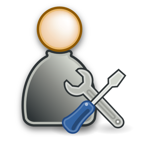 administrator large png icon