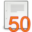 fifty large png icon