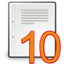 ten large png icon