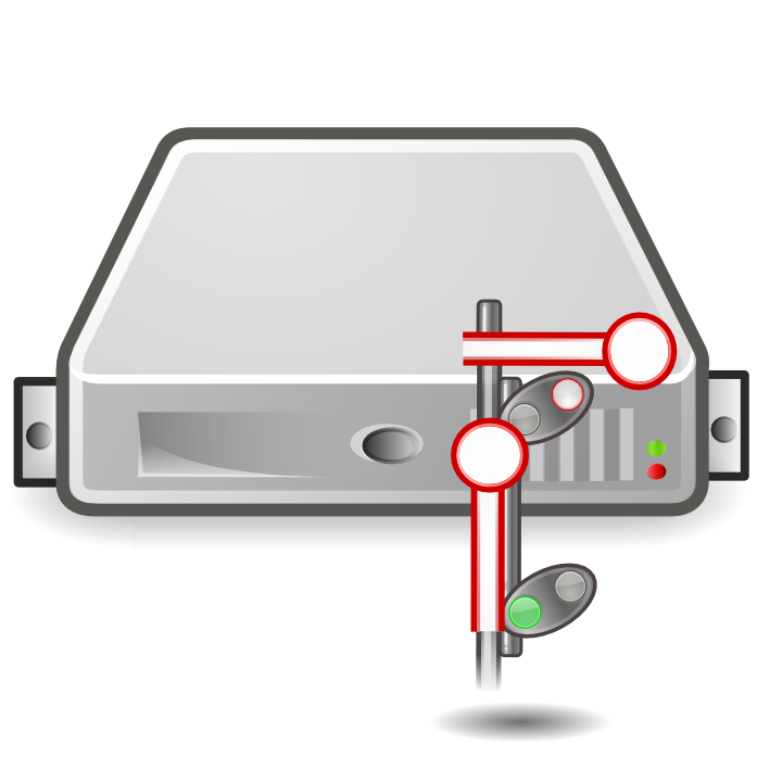 server email relay large png icon