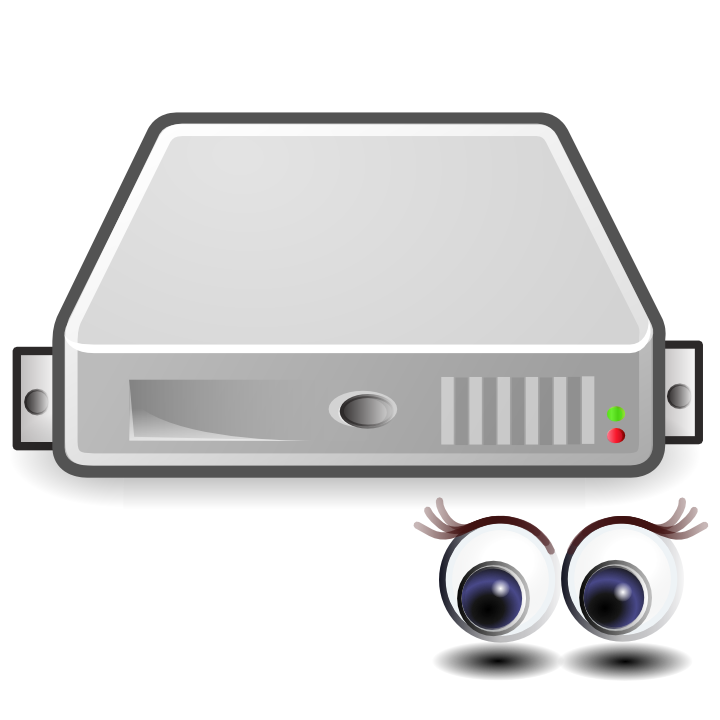 server monitoring large png icon