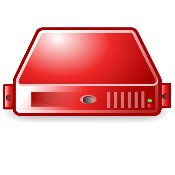 server red large png icon