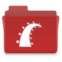 ROR Folder 256 v3 Png Icon