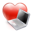 love large png icon