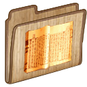 libraryfoldericon Png Icon