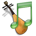 toolbarmusicfoldericon Png Icon