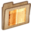 libraryfoldericon large png icon