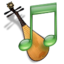 toolbarmusicfoldericon large png icon