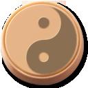 yinyang png icon