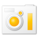 camera yellow Png Icon