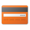 credit card red Png Icon