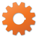 gear red Png Icon
