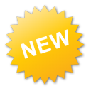 label new yellow Png Icon