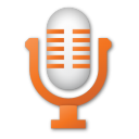 microphone red png icon